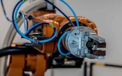 Teollisuusrobotit